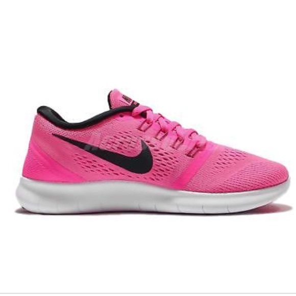 40aabc101a365 ... official nike free rn pink running shoe 8770f 592a3